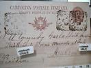 INTERO POSTALE Mill 901 10 Ct Da ROMA  X MARSALA VB1902 DL702 - 1900-44 Victor Emmanuel III
