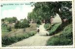 Belgique. Hainaut . Mont-de-l'Enclus. Avenue Albert Kluisberg. - Mont-de-l'Enclus