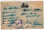 Guerre De 1914-1918 : Cachet De Censure Au Dos Carte Postale Autriche. - Marcophilie (Lettres)