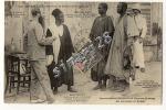 SENEGAL - N° 613 - LA REBELLION DE THIES ( 7 Avril 1904 ) (8) LES ACCUSES SE PLAIGNENT AU JUGE QUE LA SOUPE EST MAUVAISE - Senegal