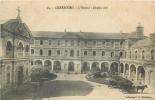 Cherbourg : Hospice Civil, L'Hôpital. 2 Scans. Edition F C - Cherbourg