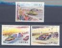 Aruba Mi Nr 343-345 - Cars - Automobilismo