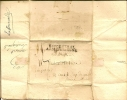 POSTE Aux ARMEES: Bureau Central Armée D´espagne ,lettre Adressée à Auch - Documents Historiques