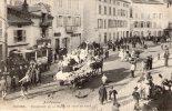 AUVERGNE Puy De Dome  ISSOIRE BD DE HALLE PREMIER CAR OU BUS  QUI A REMPLACE LA CALECHE - Issoire