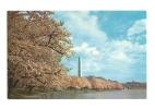 Cp, Etats-Unis, Washington, Washington Monument - Etats-Unis