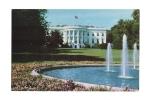 Cp, Etats-Unis, Washington, The White House - Etats-Unis