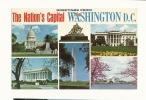 Cp, Etats-Unis, Washington, Multi-Vues - Etats-Unis