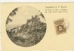 REPUBBLICA  Di  S. MARINO -- La Rocca, La Pieve, Il Palazzo Dai Verdi Recessi Della Fratta - Saint-Marin