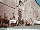 AREZZO GIOSTRA SARACINO E PORTA CRUCIFERA N1975 DL805 - Arezzo