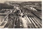 BLAINVILLE_DAMELEVIERES - Vue Aérienne - La Gare - France