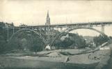 Bern  Kirchenfeldbrücke   Cpa 1907    N°133 - BE Berne