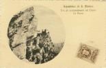 REPUBBLICA  Di  S. MARINO -- Tra Gli  Scooscendimenti  Del  Titano   La Rocca - Saint-Marin