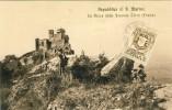 REPUBBLICA  Di  S. MARINO -- La Rocca  Dalla  Seconda  Torre  (Fratta) - Saint-Marin