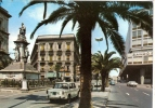 Catania Piazza Stesicoro Corso Sicilia Auto D'epoca - Catania