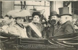 Pia Ferro, Régina Di Torino. Chevalier Anghinelli, Paris, Gare De Lyon, Fêtes 1905 - Unclassified