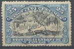 Nr 22 AFGEST.  MU  OBLIT - 1894-1923 Mols: Used