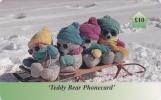 Tarjeta Prepago - TEDDY BEAR - Juegos