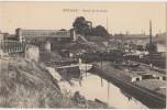 CPA 93 EPINAY Bords De Seine Péniches Batellerie 1929 - France