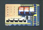 NAMIBIA  -  Chip Phonecard As Scan - Namibia