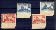 4 TIMBRES  INDOCHINE  N71