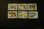 Cape Verde 410-15 Fish Fauna Cancelled Cancels May Vary As I Had Several Sets 1980 A04s - Cape Verde