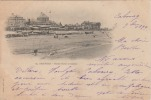 CABOURG - Grand  Hôtel Et Casino - (1899) Précurseur 1899 R - Cabourg