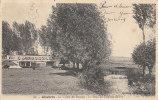 36 CHABRIS  Beau Paysage  VALLEE Du FOUZON  VACHES Au Paturage Et PONT Du Chemin De Fer 1909 - Non Classés