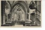 Raron Rarogne Inneres Der Kirche - VS Valais