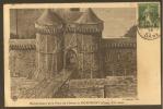 61-----DOMFRONT------reconstitution De La Porte Du Chateau - Domfront