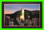 HONG KONG, CHINA - CENTRAL DISTRICT AT DUSK - - Chine (Hong Kong)
