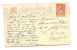 GREECE - POSTCARD - SENT TO EGYPT - Covers & Documents