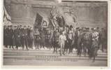 Pantheon De La Guerre England Angleterre Portion, Military & Political Leaders, 1910s Vintage Postcard - War 1914-18