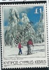 Cyprus, Skiing, Snow OnTroodos Mountain, SPECIMEN - Hiver