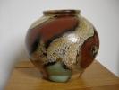 Vase Art Deco Signé Gouda Hollond Muvelée Kon Plazuid    Voir Photos - Gouda (NLD)