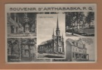 Multi View Souvenir D´Arthabaska Quebec Canada Carte Postale Postcard CPA (BRUILLANTE) Noisy - Other