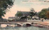 CPA  Colorisée - QUIMPER (29) - Le Pont De La Préfecture - Quimper
