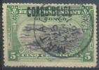 Nr 30L   AFGEST.  MU  OBLIT  T=14  TYPE II   MATADI [E11] - 1894-1923 Mols: Used