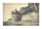 Cp, 50, Le Mont Saint-Michel, La Tour Gabriel, Voyagée 1916 - Le Mont Saint Michel