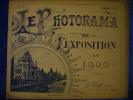 -Le Photorama De L´Exposition De 1900-N°3- - Reise & Fun