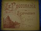 -Le Photorama De L´Exposition De 1900-N°6- - Reise & Fun