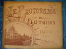 -Le Photorama De L´Exposition De 1900-N°11- - Travel & Entertainment