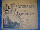 -Le Photorama De L´Exposition De 1900-N°13- - Viaggi & Divertimenti
