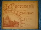 -Le Photorama De L´Exposition De 1900-N°14- - Reise & Fun