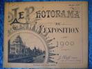 -Le Photorama De L´Exposition De 1900-N°18- - Travel & Entertainment