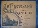 -Le Photorama De L´Exposition De 1900-N°19- - Travel & Entertainment