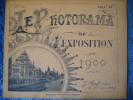 -Le Photorama De L´Exposition De 1900-N°20- - Reise & Fun