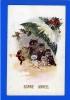 FANTAISIE--CHATS NOIRS De FLORENCE HOUSE, BARNES--BONNE ANNÉE--SÉRIES COMIQUE N° 6800 - Chats