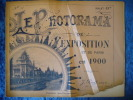 -Le Photorama De L´Exposition De 1900-N°28- - Reise & Fun