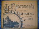 -Le Photorama De L´Exposition De 1900-N°29- - Reise & Fun