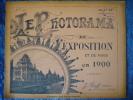 -Le Photorama De L´Exposition De 1900-N°30- - Travel & Entertainment